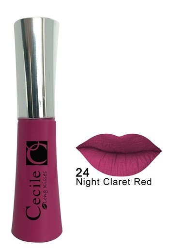 Cecile Long Kisses Lipgloss  24 Fuşya